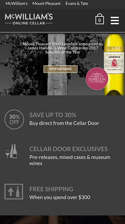 McWilliams Cellar